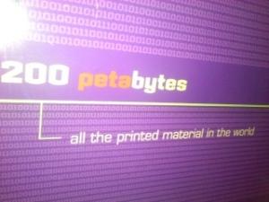 Petabytes