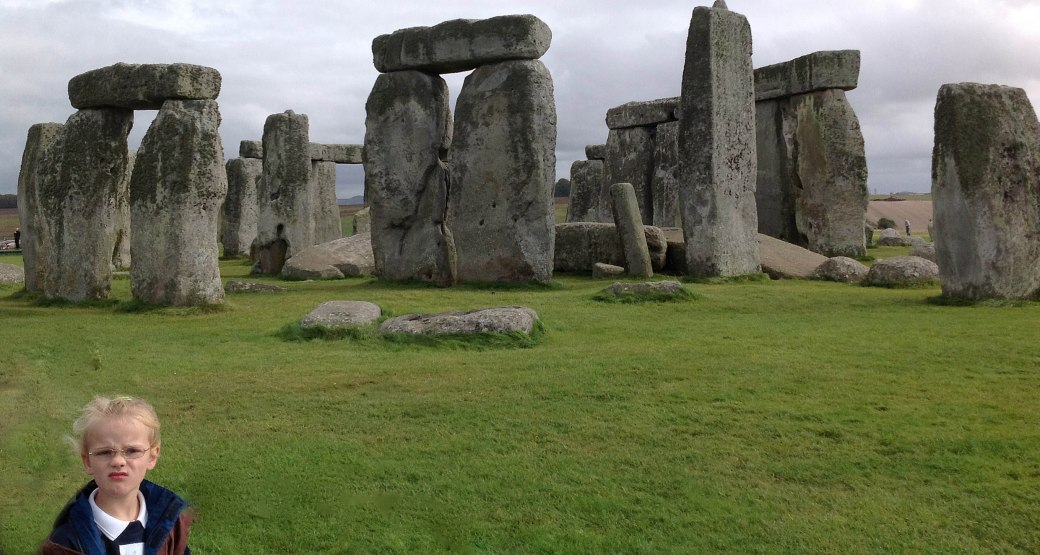 Euro Stonehenge Smirk 0771