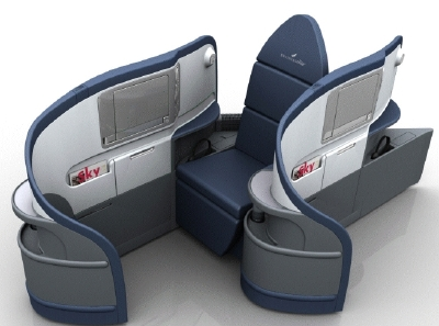 Lie-Flat Seats
