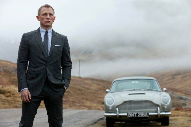 On the Road with Bond
