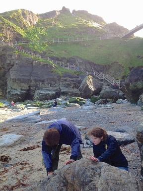 WEB Euro Tintagel Beach 1263