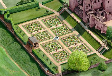 Kenilworth Garden