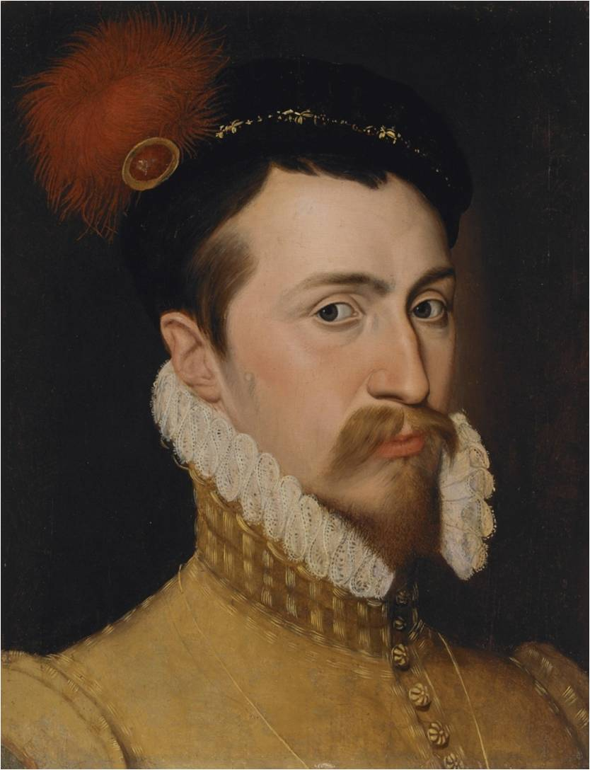 Robert Dudley Earl of Leicester - robert-dudley-earl-of-leicester