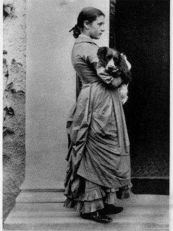 Beatrix and Pup