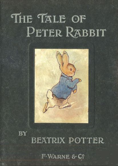 Cover of Peter Rabbit