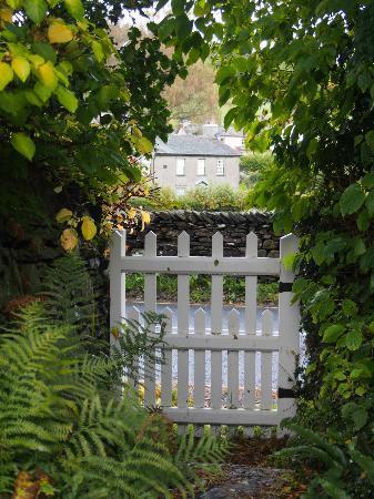 Gate at Hill Top Farm